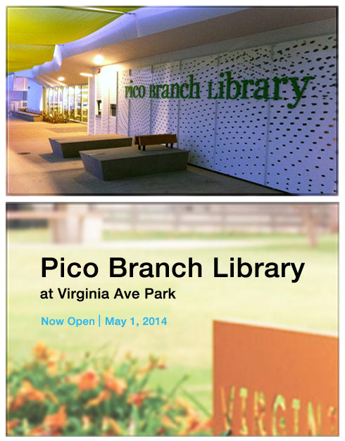 Pico Branch Llibrary